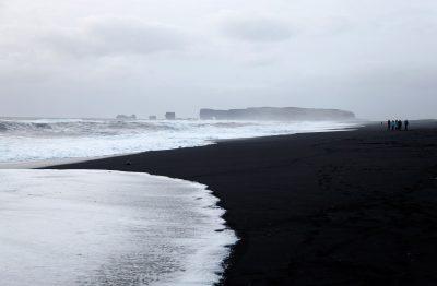 Black Beach, Iceland | 2016